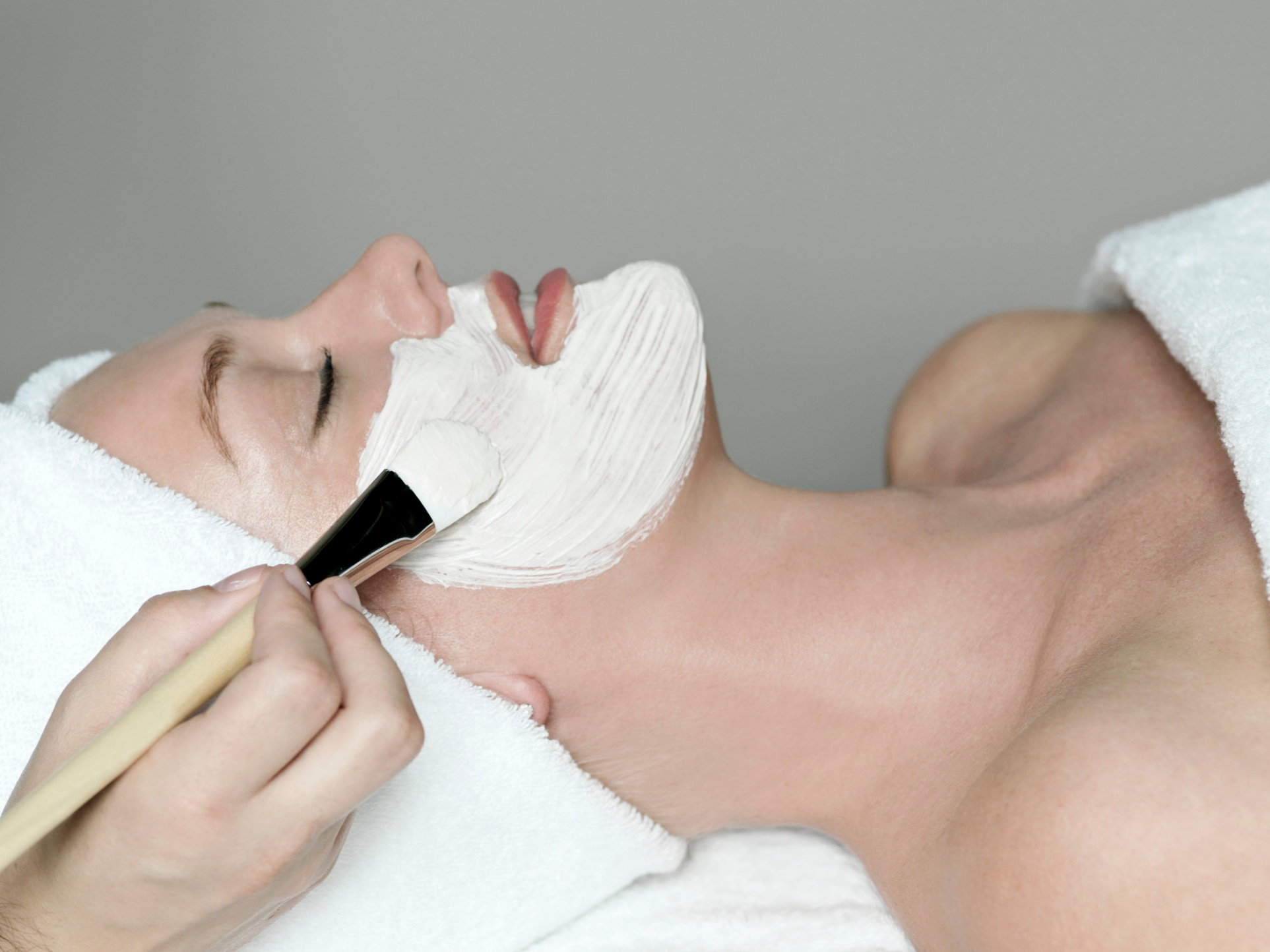 Økologiske ansigtsbehandlinger