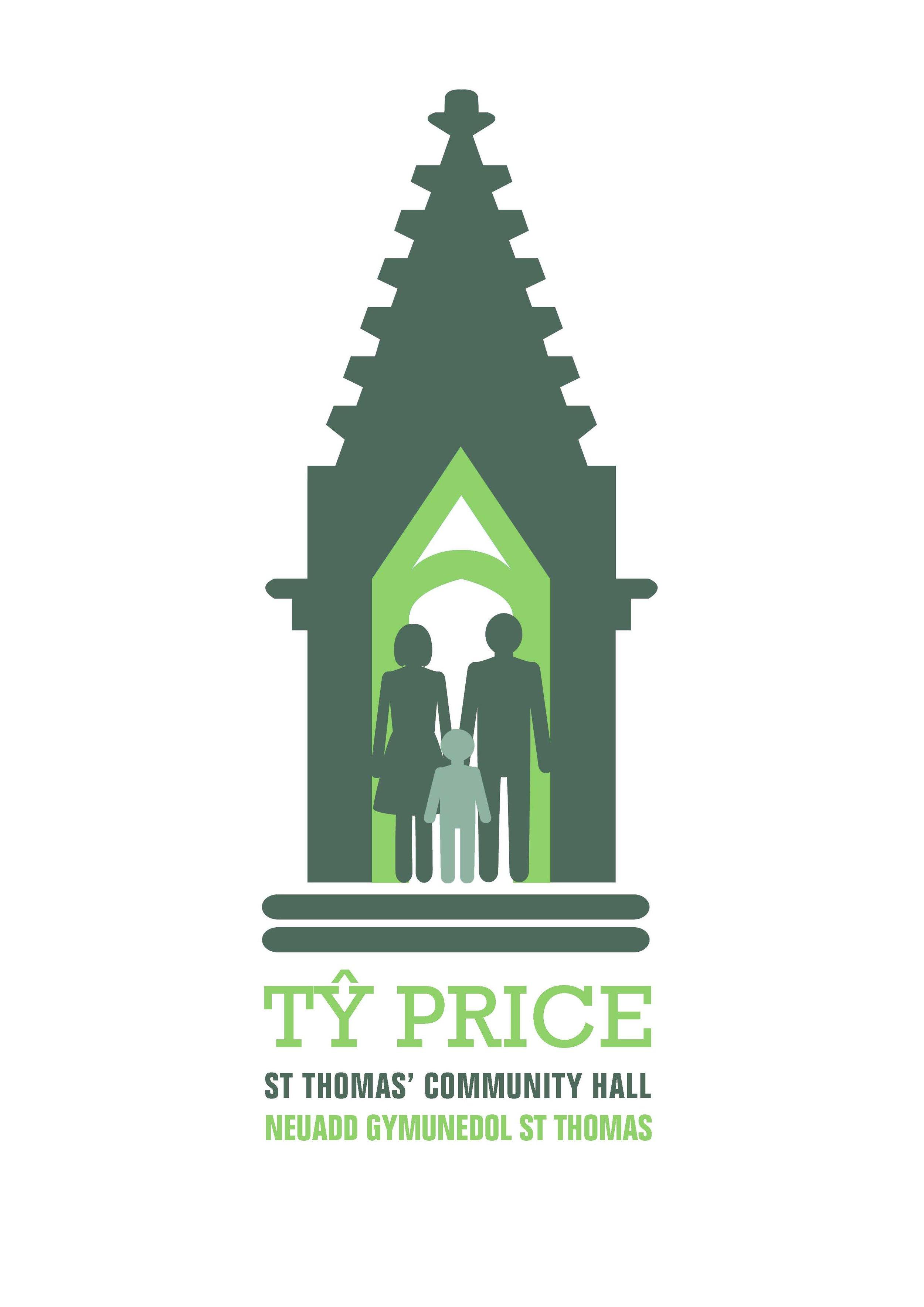 Ty Price Logo - Platform One