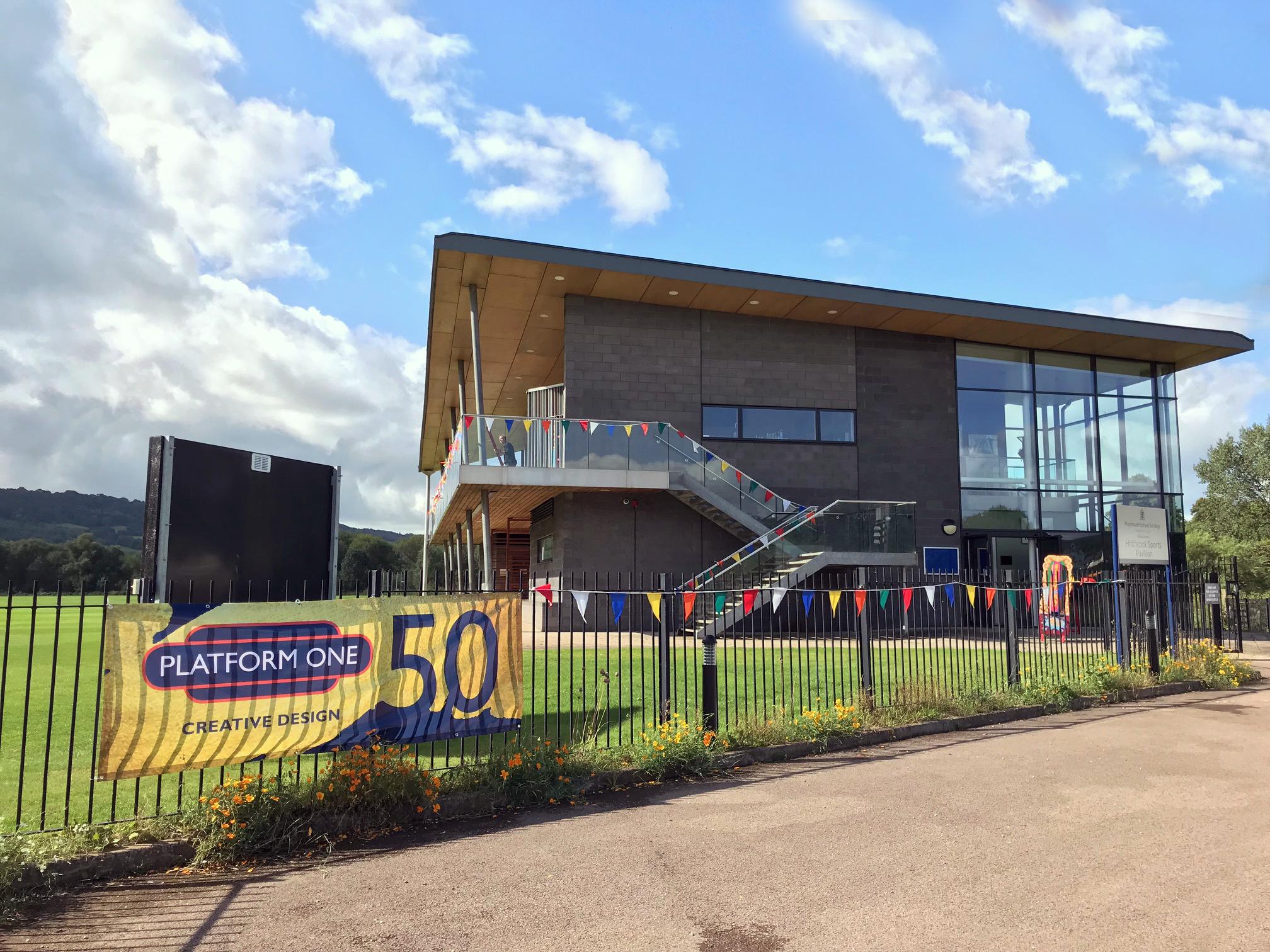 Monmouth School Pavilion