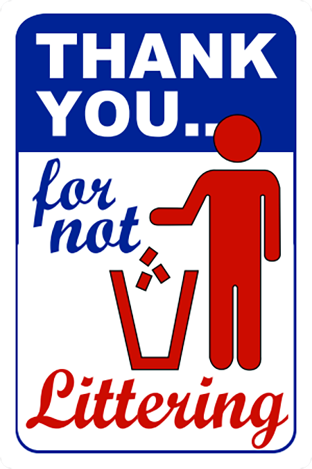 THANK YOU NOT LITTERING.png