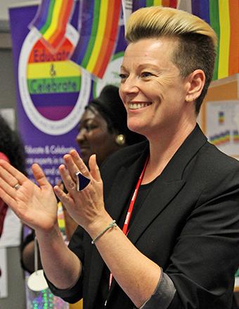 Elly Barnes MBE   Educate Celebrate