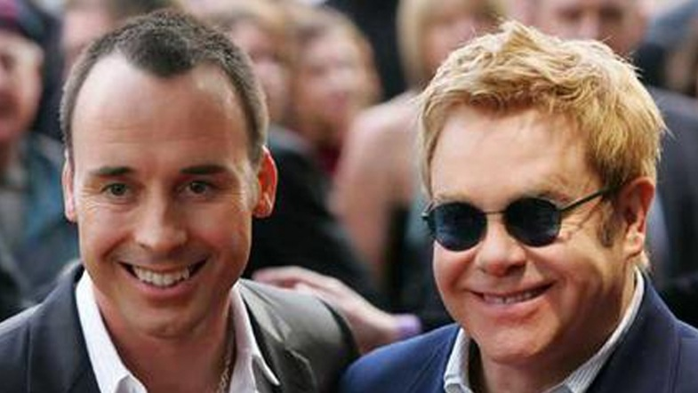 "Elton John and David Furnish - Musician and HIV campaigners""If you'd have said to me 10 years ago I'd be sitting on your show, married to the man I love and have two beautiful children, I'd have said you'd put acid in my drink.""- Sir Elton speaking to Ellen DeGeneres in 2016"