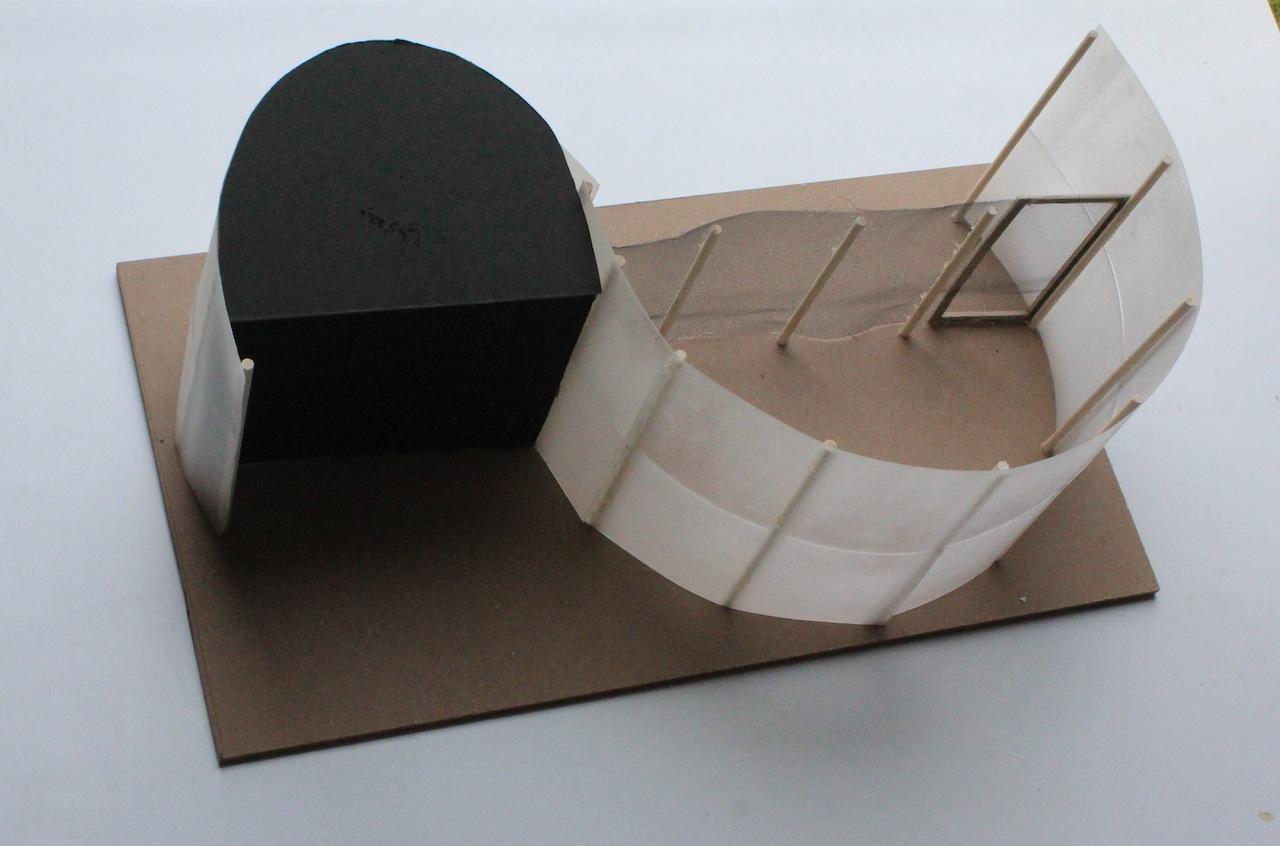 S.Coop, final design concept model. May 2014.