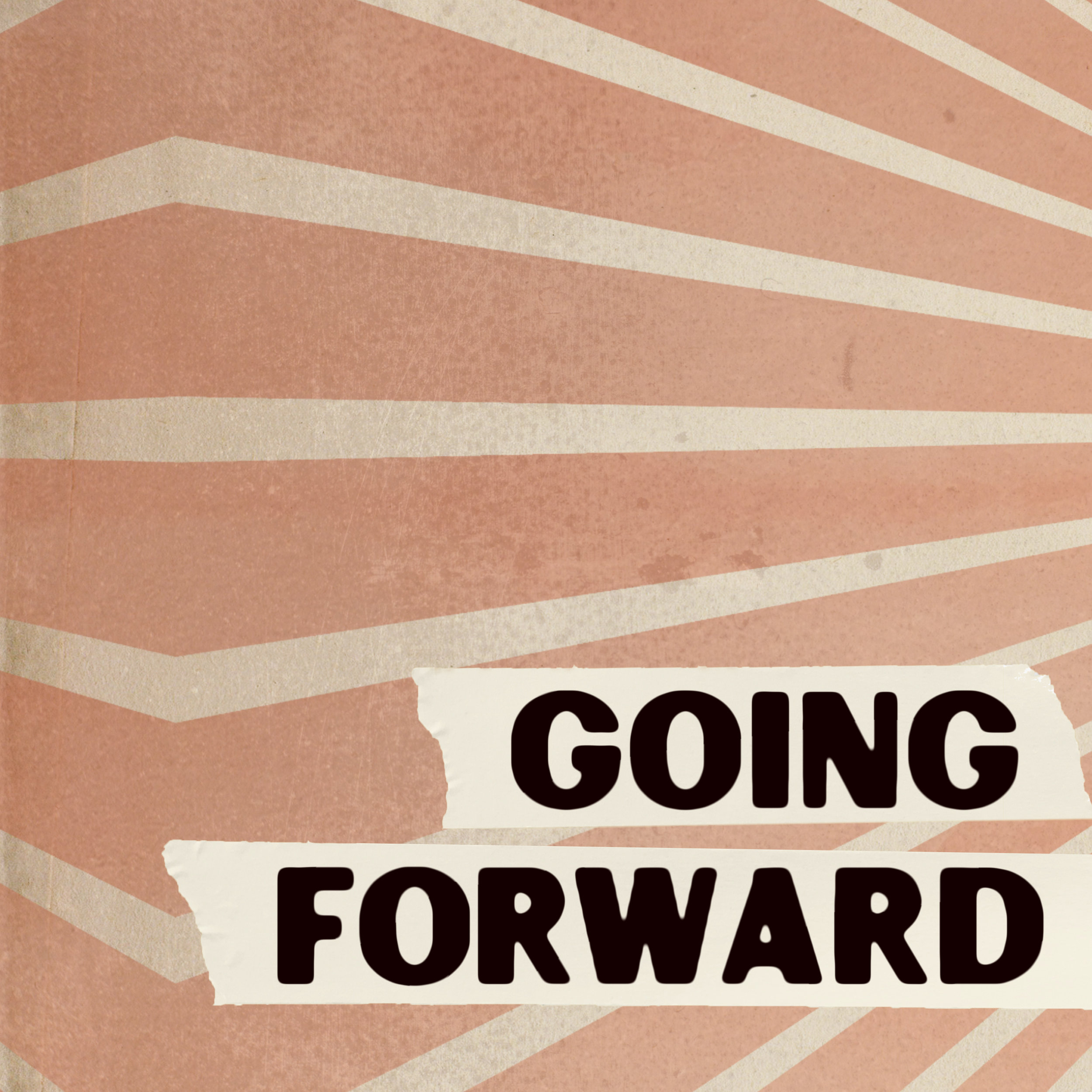 Going Forward logo.
