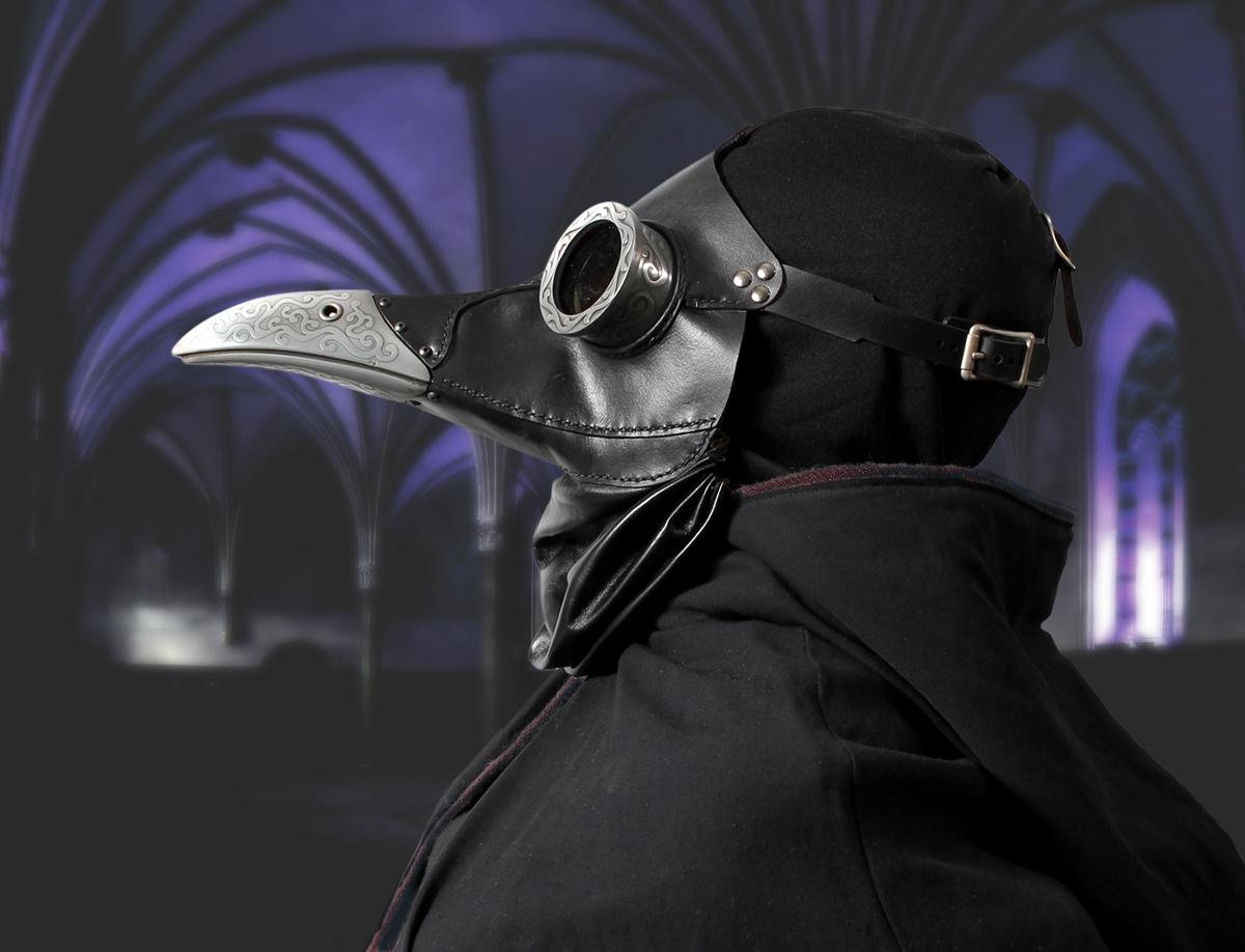 Ichabod in Black