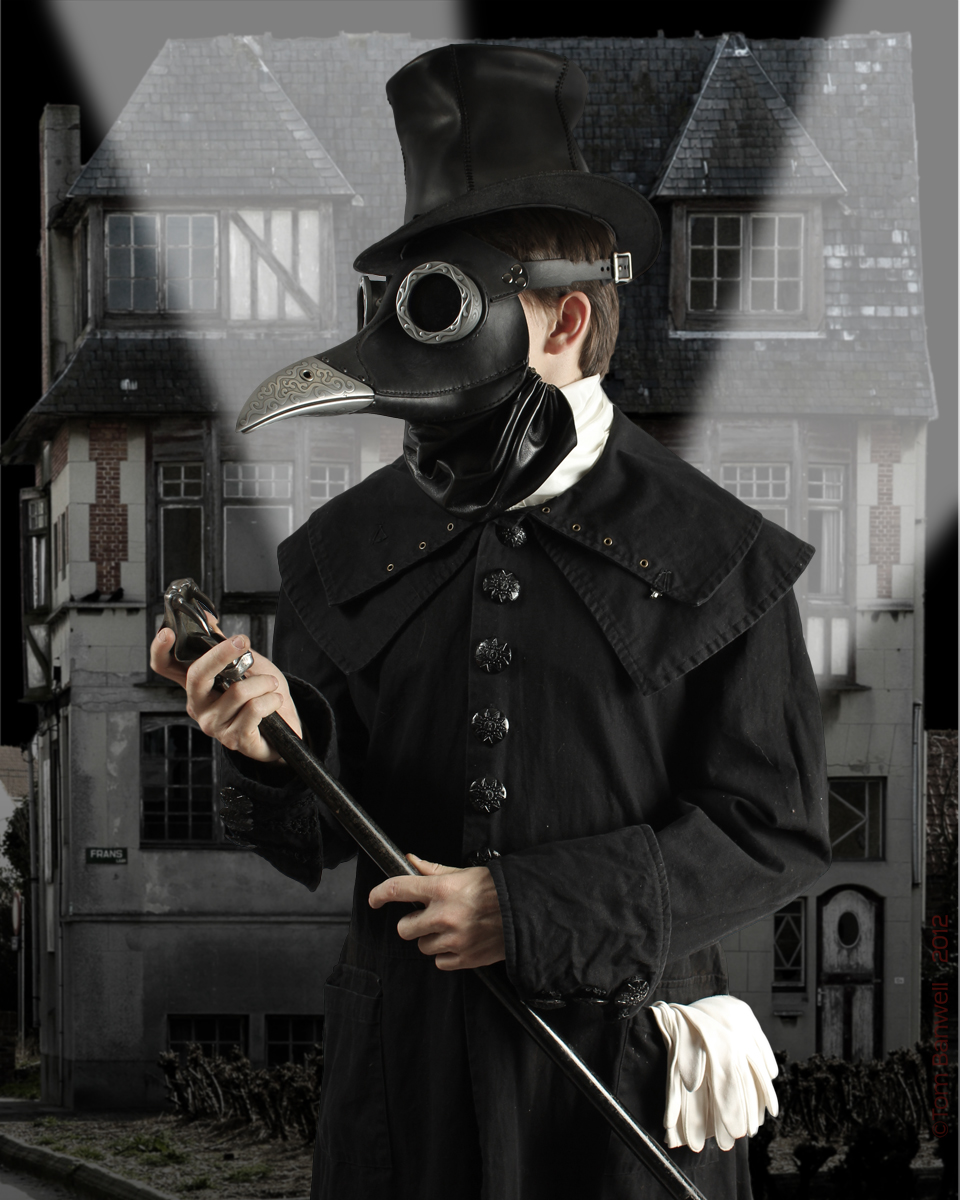Ichabod, Gentleman Plague Doctor