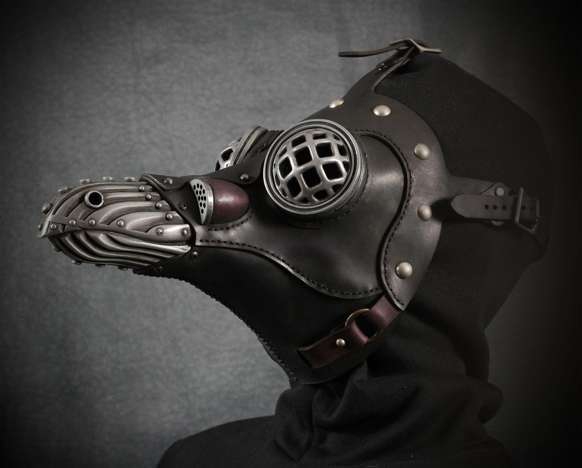 The new Miasma mask