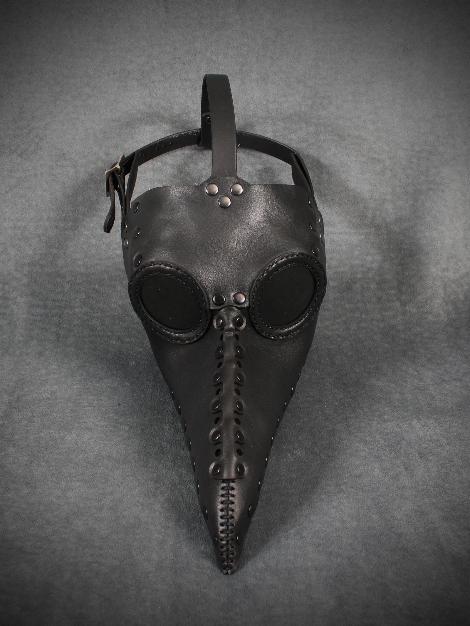 Bubonis Plague Doctor Mask
