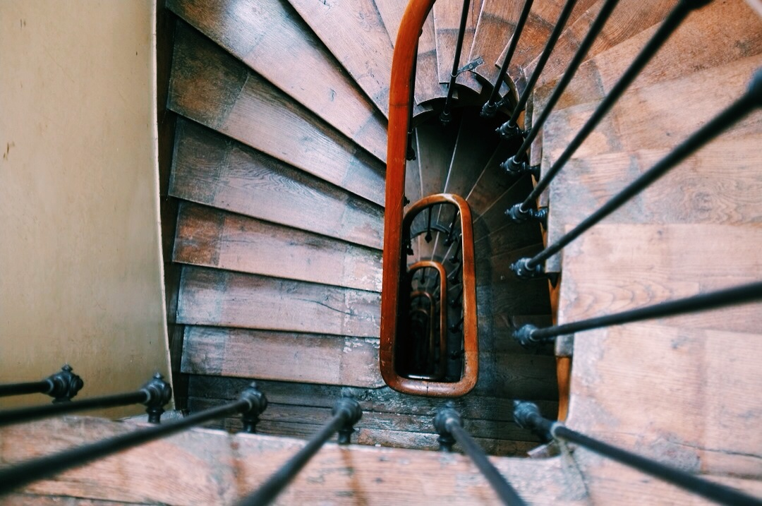 7 flights of stairs have never killed anyone... or have they?