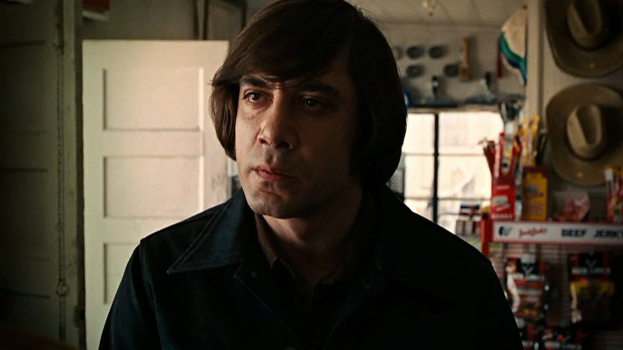 "2007- Tie, ""No Country for Old Men"""