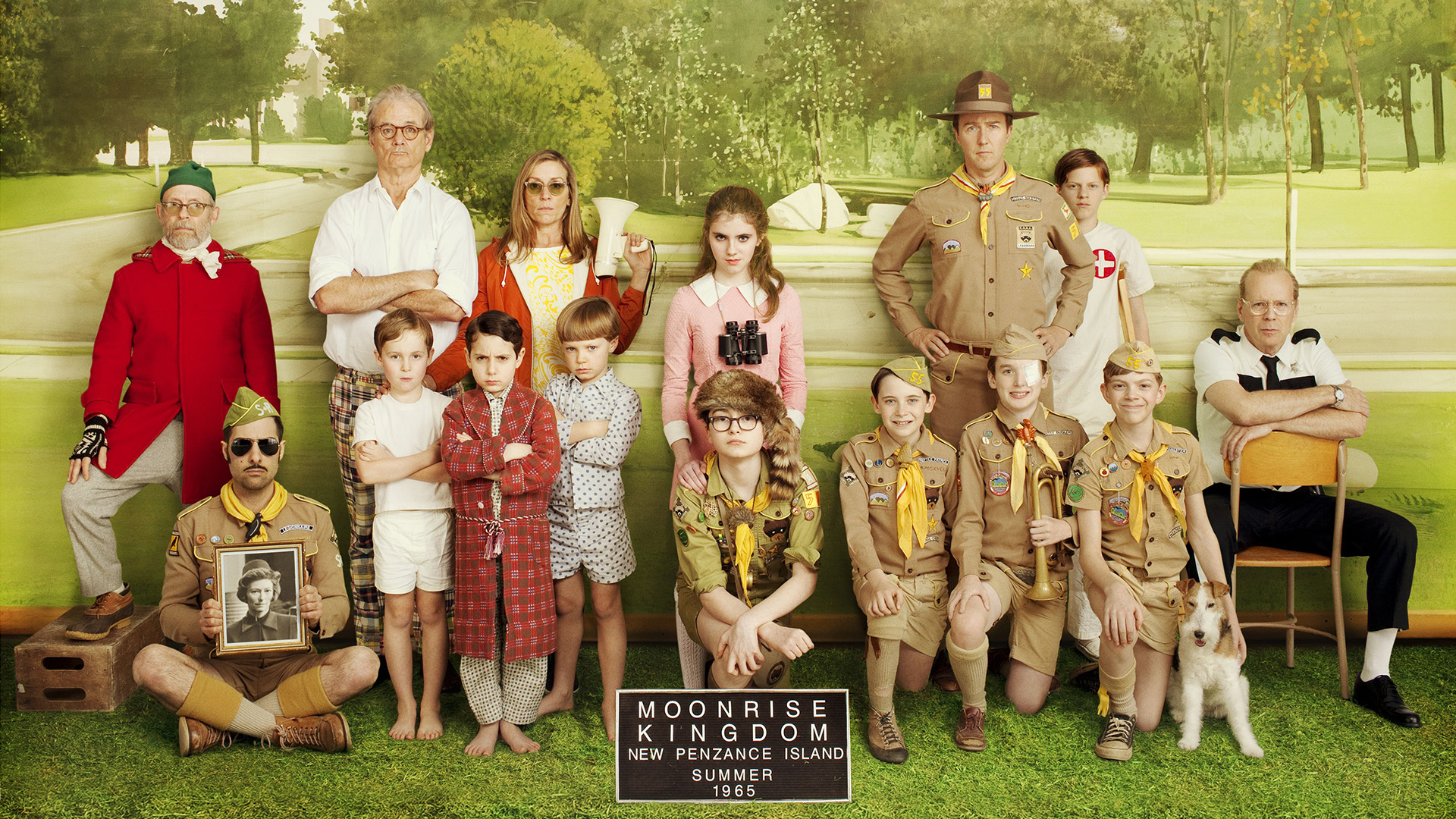 "2012: Honorable Mention ""Moonrise Kingdom"""