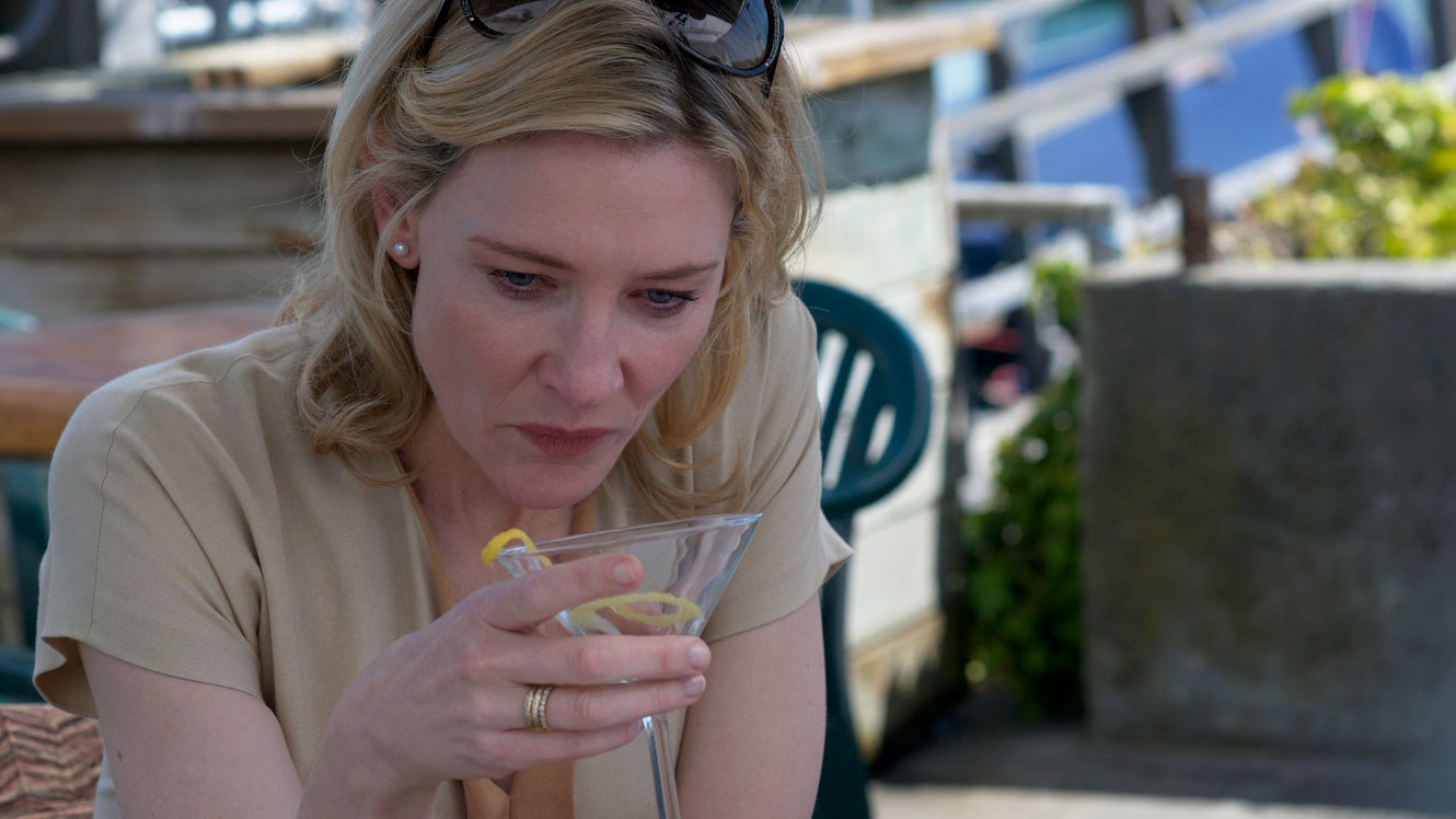 "2013: Honorable Mention ""Blue Jasmine"""