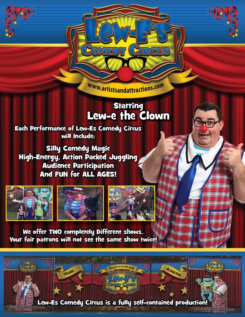Lew-E's Comedy Circus.jpg