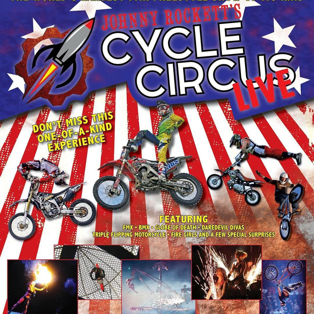 johnny rockets cycle circus live cover.jpg