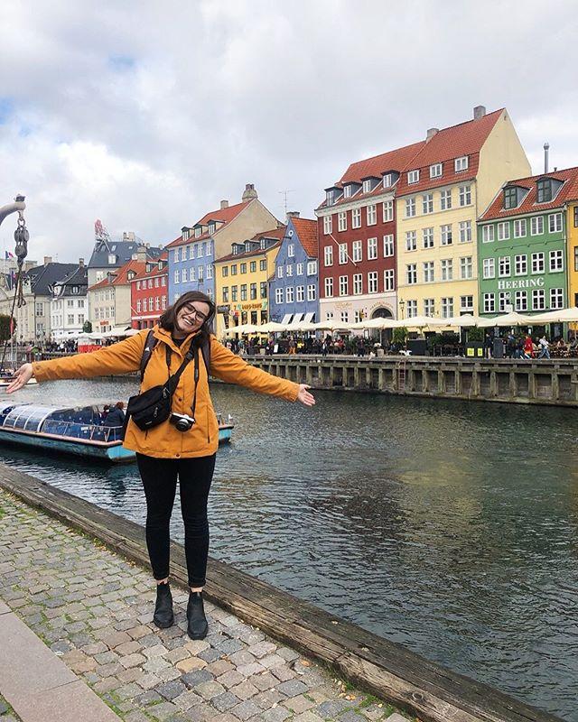 Hi from Denmark 🌞