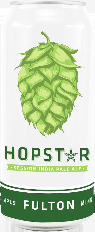 Fulton Hopstar Illustration