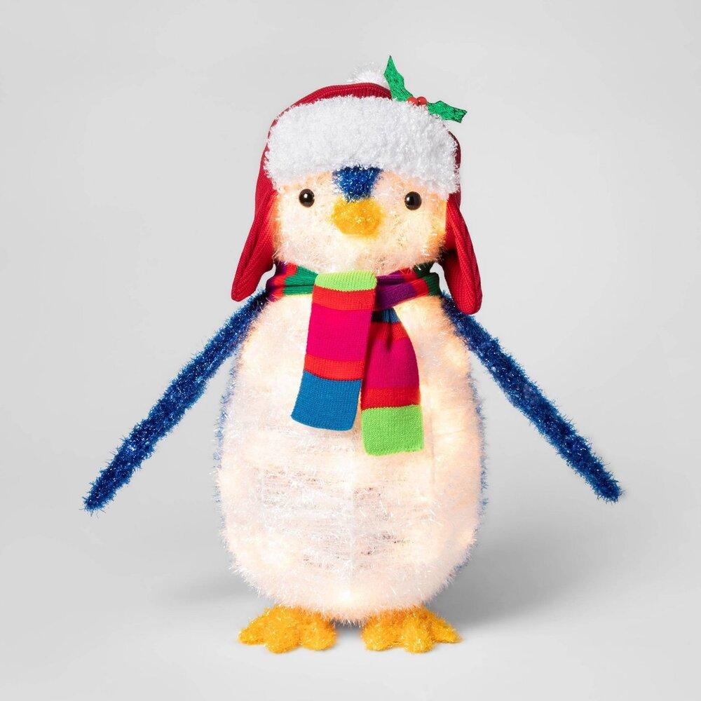 Target Christmas Penguin