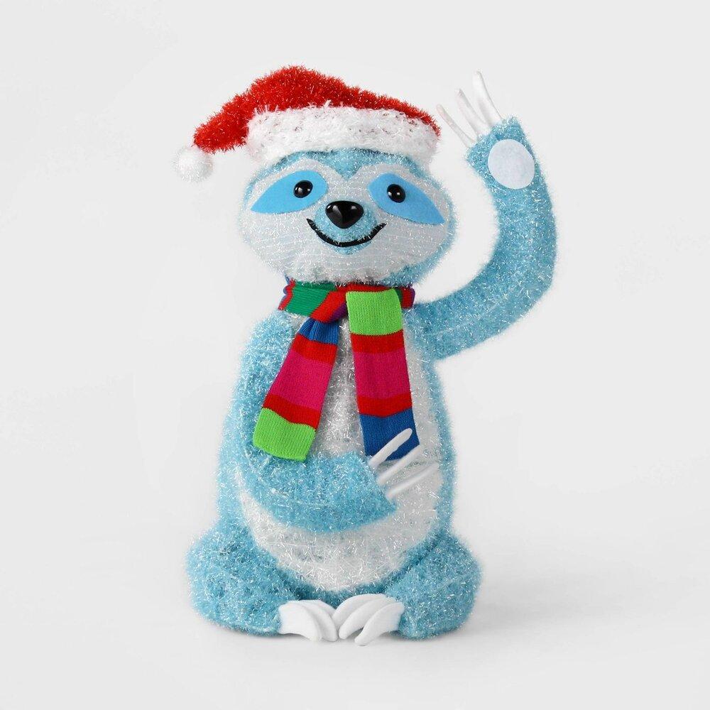 Target Christmas Sloth