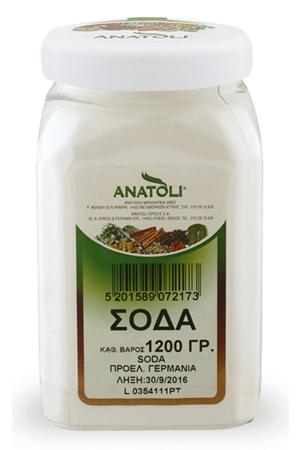 Anatoli soda