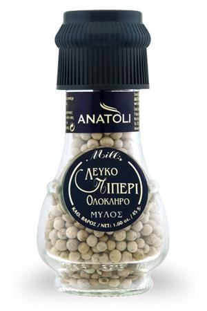 Anatoli white peper