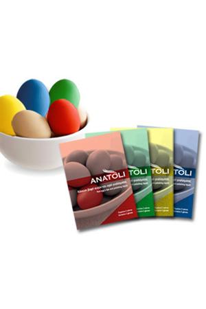 Egg's dye