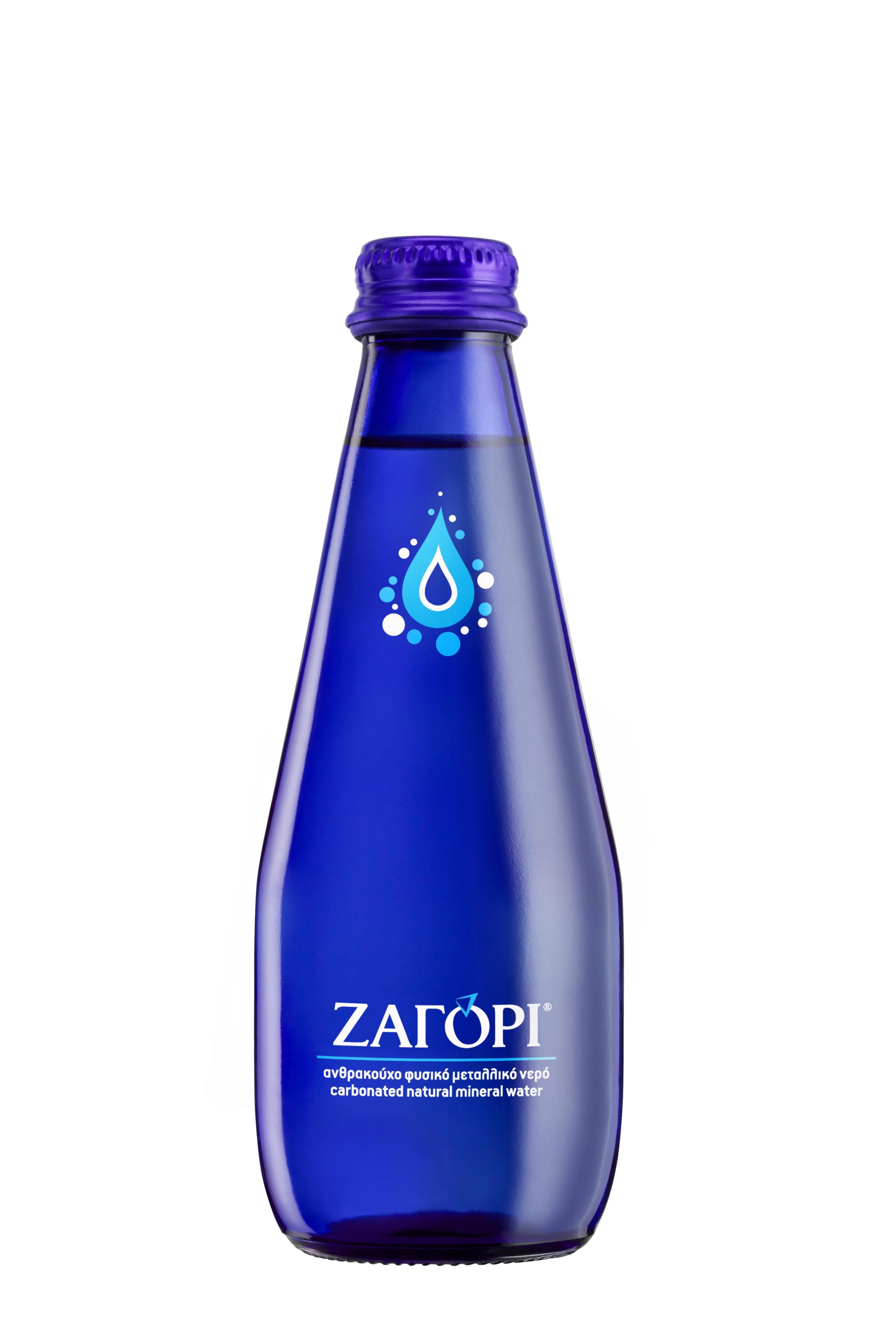ZAGORI SPARKLING WATER  0.25 L