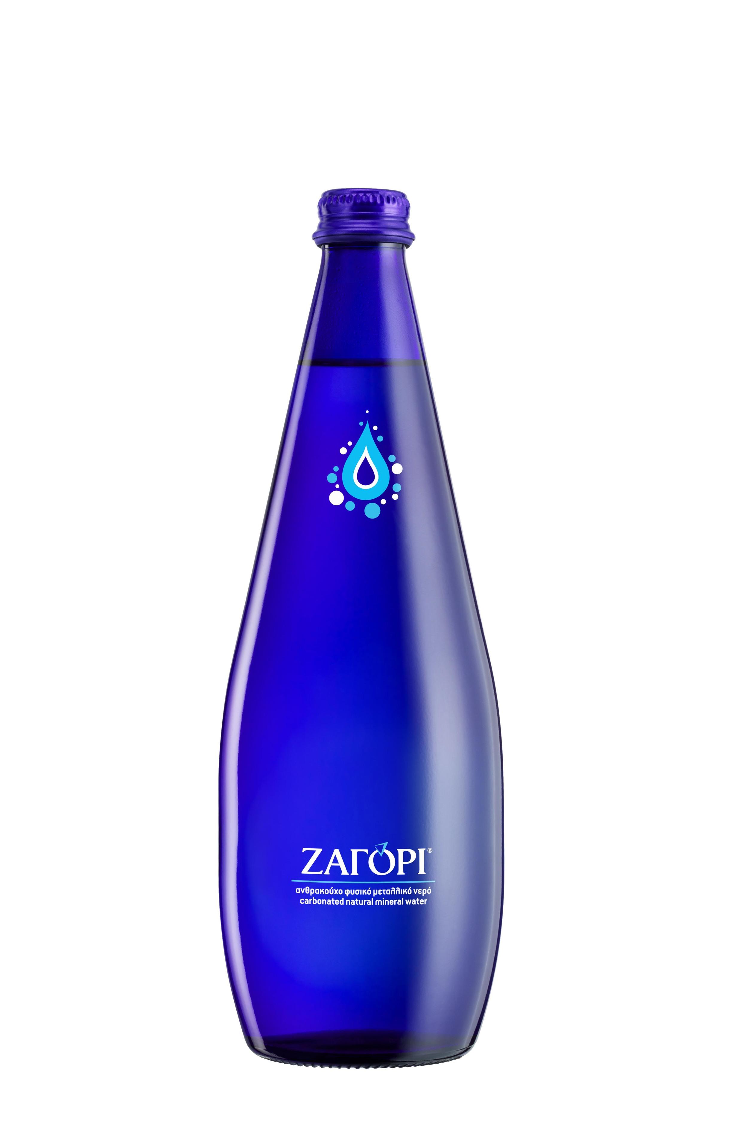ZAGORI SPARKLING WATER  0.75 L