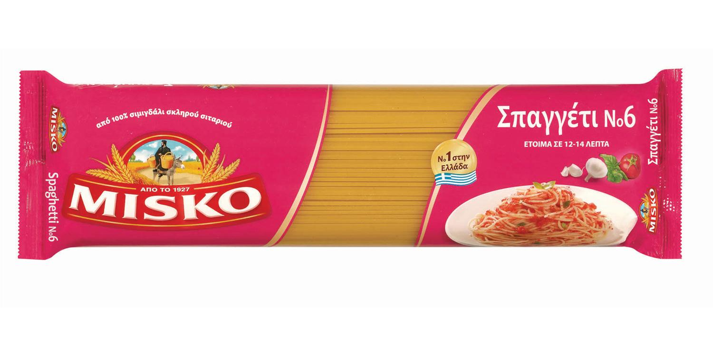 misko spaghetti no.6