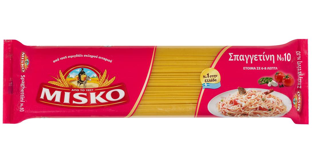 misko spaghetti-no10
