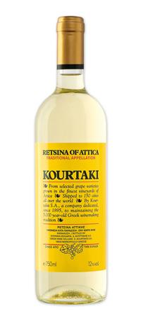 Kourtaki Retsina