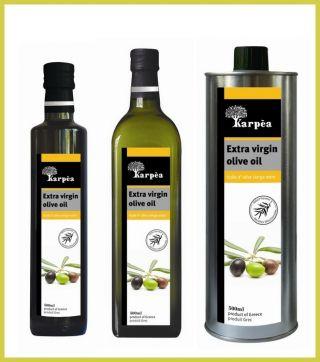 karpea extra virgin olive oil