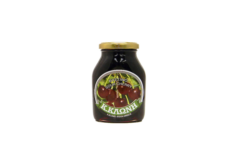 Sour Cherry preserve Klonis
