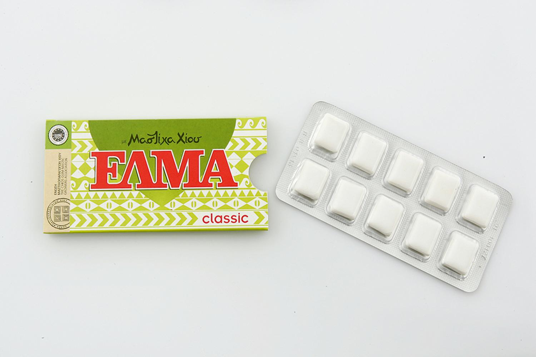 Elma masticha chewing gums 14g