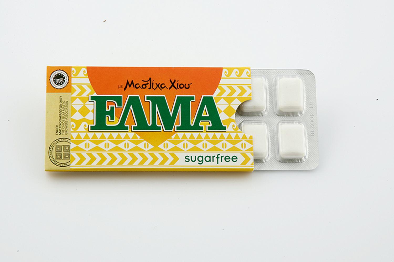 Elma sugar free chewing gums 14g