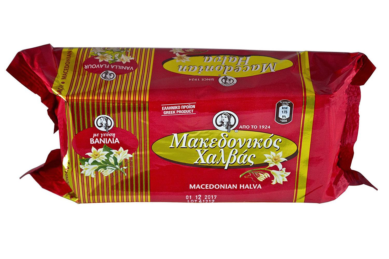 Macedonian halva vanilla 2.5kg