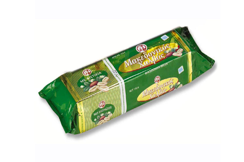 Μacedonian halva with pistachio 2.5kg