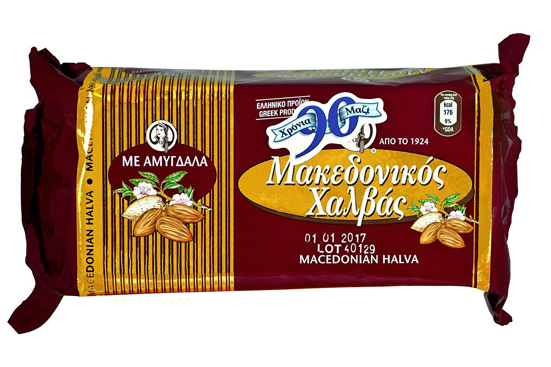 Macedonian halva with almonds 2.5kg