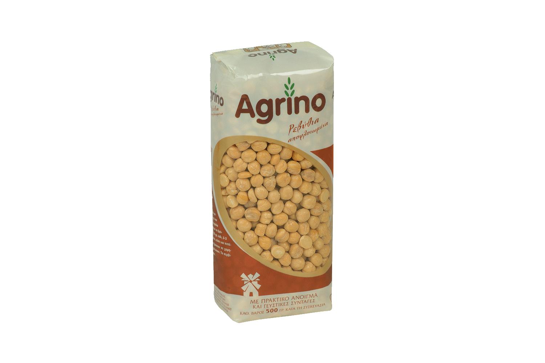 Agrino skinned chickpeas 500g