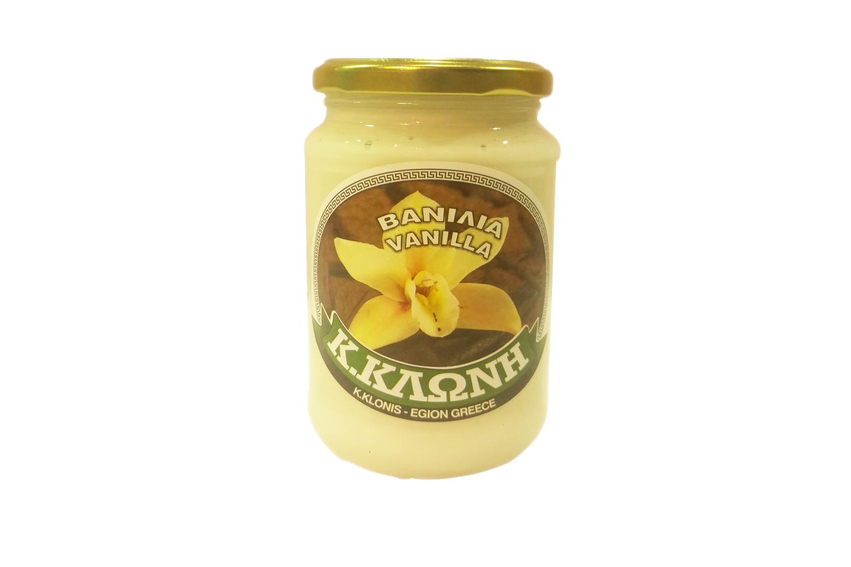 Vanilla preserve KLONIS