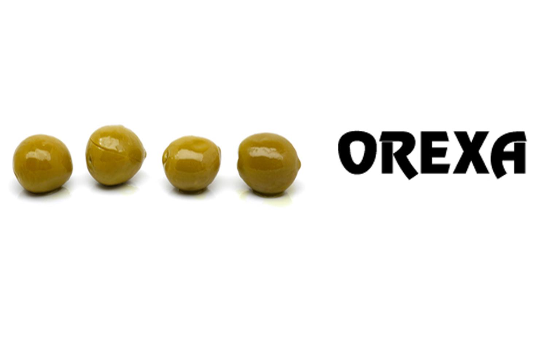 Orexa green olives 13kg