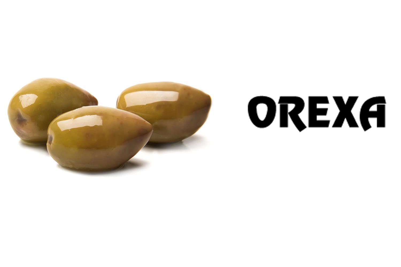 Orexa blond olives 12kg