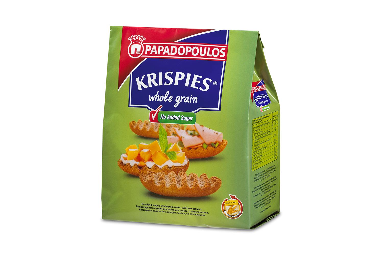 Krispies whole grain 200g