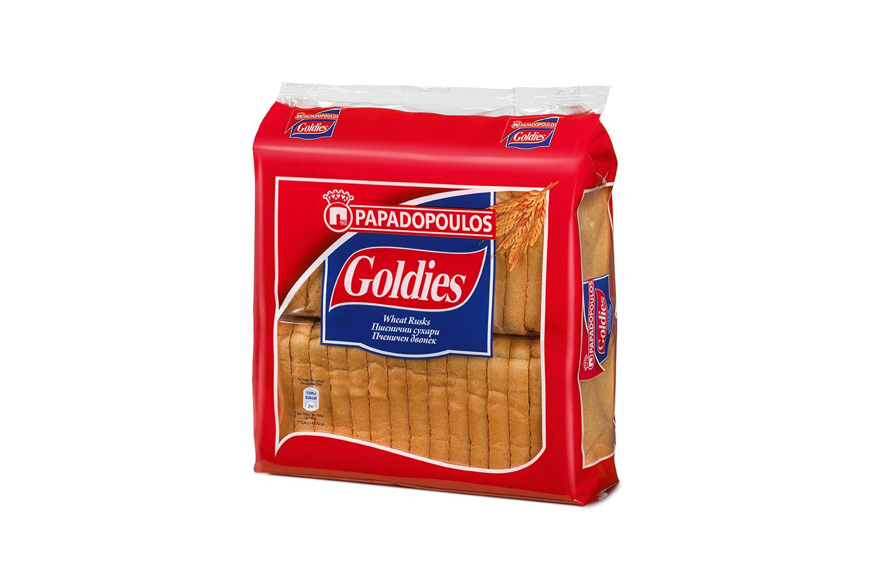 Goldies rusks 255g
