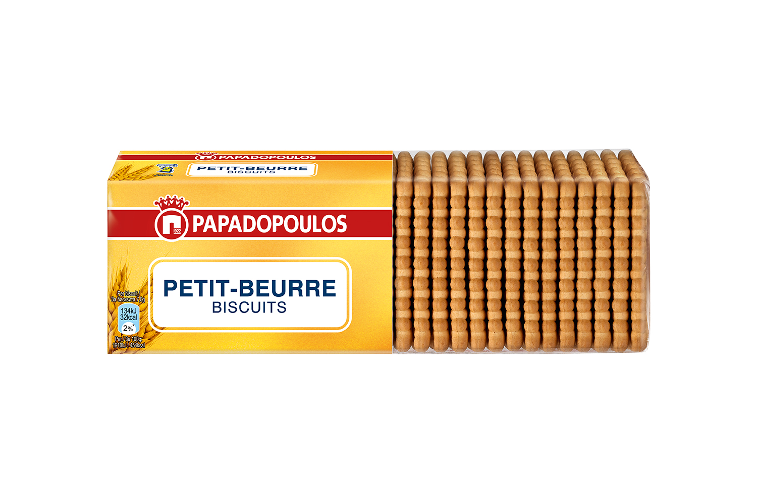 Petit-beurre biscuits 225g