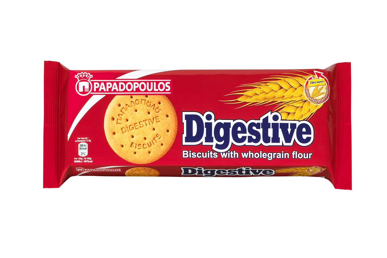Digestive biscuits 250g
