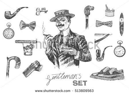 stock-vector-victorian-era-set-gentleman-s-vintage-accessories-doodle-collection-elegant-gentleman-in-hat-513809563.jpg
