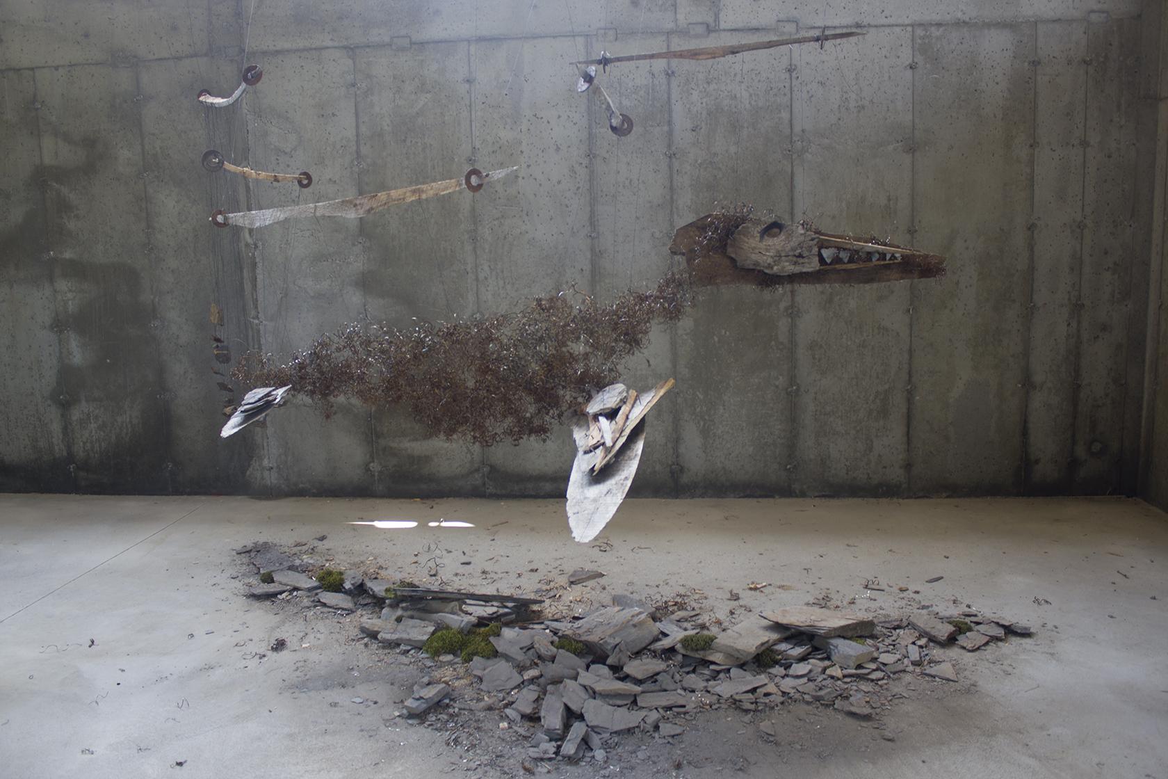 Kara Hill, Monstrum Versetur, 2014