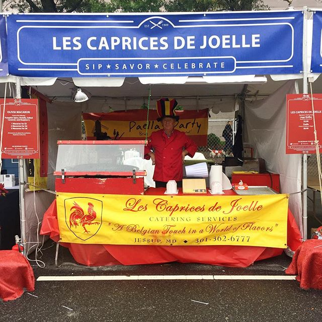 Les Caprices de Joelle @tasteofdc Best waffles in the world 🇧🇪 & authentic Spanish paella! 🇪🇸#tasteofdc #paella #spanish #festival #foodiedc #bestfoodindc #LCDJDC #dcwaffle #eatlocal #eatlocaldc #bestbelgianwafflesintheworld #belgianwaffledc #dcfoodporn #foodporn #belgianfood #belgianfoodiedc #belgianwaffles #freshfood #paellaparty #paellaevents #paelladc #thebelgianfood #freshmeals #foodideas #cateringdc #foodlife #foodart #creativefood #liegewaffles #lcdj #paella