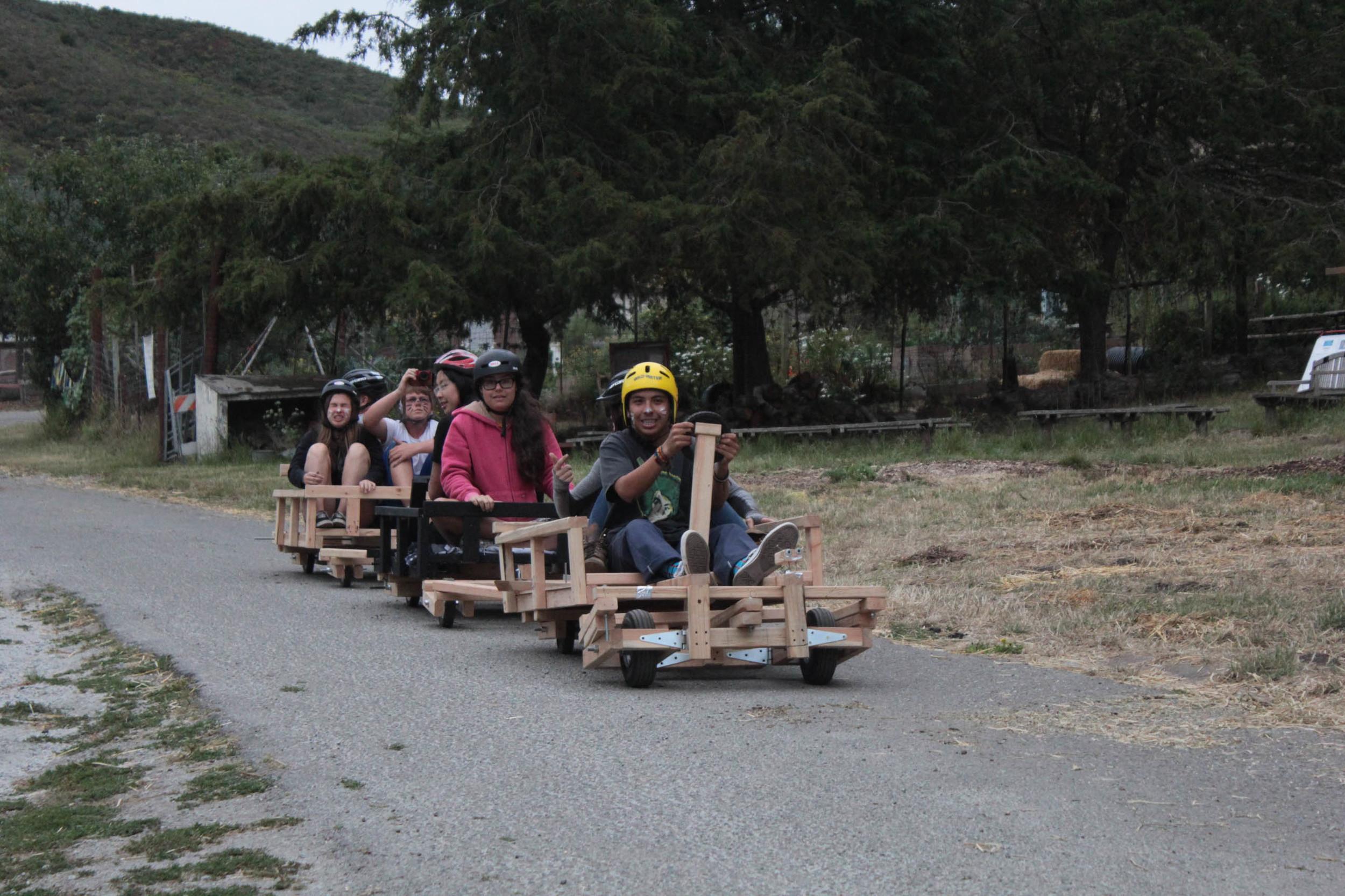 Downhill Train