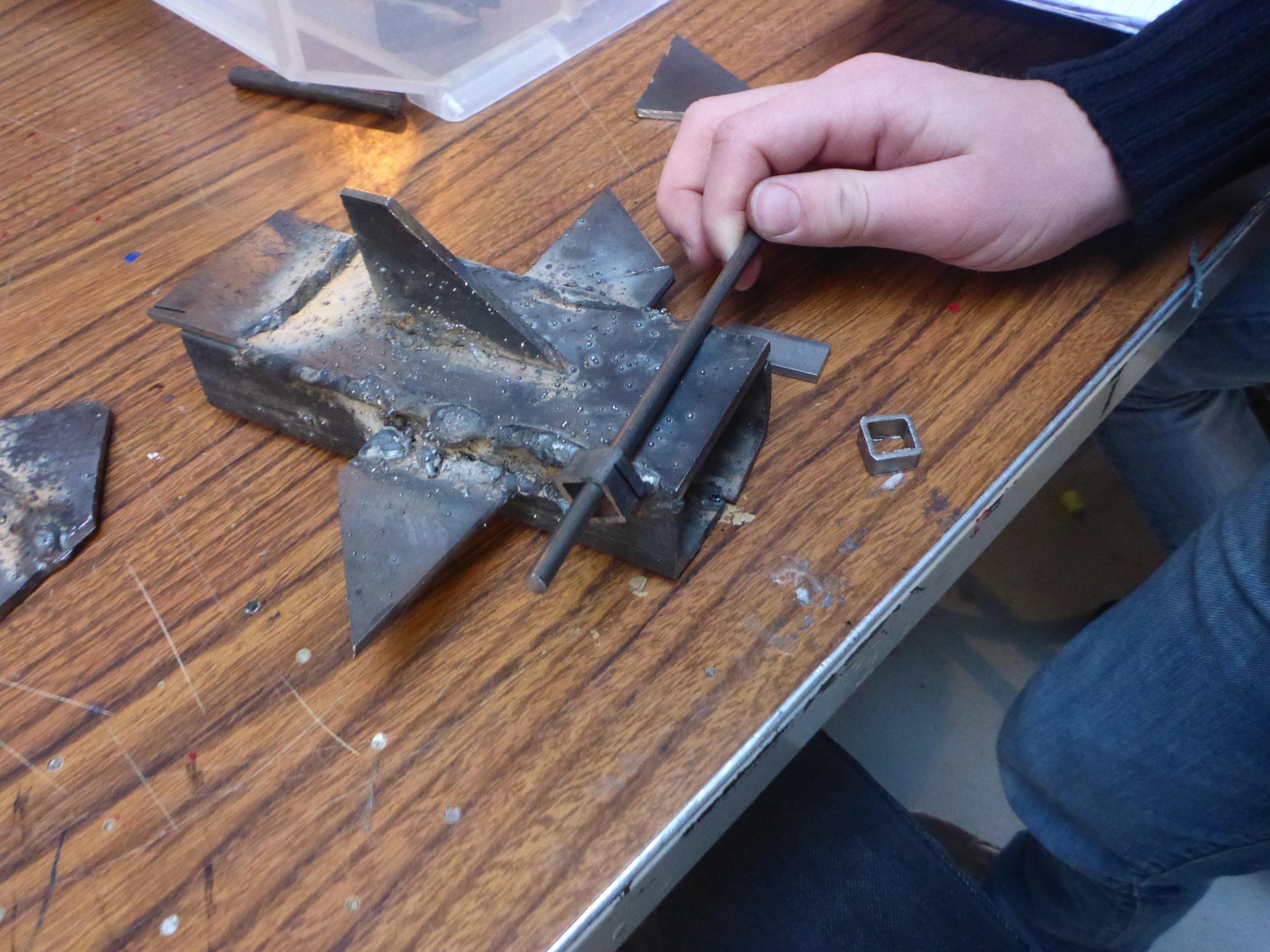 We designed chompy shark jaws!